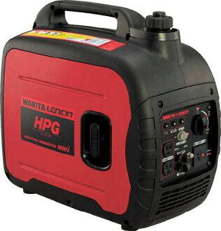 와키타엔진 발전기 HPG-1600 i판매 단위:1대(들이수:-) JAN[4571136831265](와키타가소린 발전기) (주) 와키타