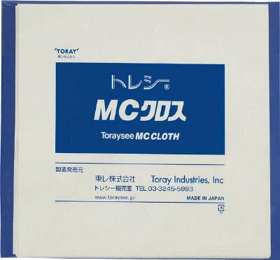 トレシー MCクロス 19.0×19.0cm (10枚/袋)【MC1919HG910P】 販売単位:1袋(入り数:10枚)JAN[4960685888651](トレシー クリーンルーム用ウエス) 東レ(株) トレシー販売部【05P03Dec16】