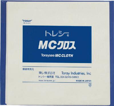 トレシー MCクロス 24.0×24.0cm (10枚/袋)【MC2424HG910P】 販売単位:1袋(入り数:10枚)JAN[4960685888590](トレシー クリーンルーム用ウエス) 東レ(株) トレシー販売部【05P03Dec16】