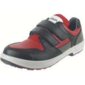 シモン安全靴 トリセオシリーズ 短靴 赤/黒 27.5【8518REDBK27.5】 販売単位:1足(入り数:-)JAN[4957520155481](シモン 安全靴) (株)シモン【05P03Dec16】