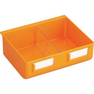 TRUSCO ビンラック用ライトビン 197X1H67XH67 オレンジ【K20OR】 販売単位:1個(入り数:-)JAN[4989999130744](TRUSCO パネルラック) トラスコ中山(株)【05P03Dec16】