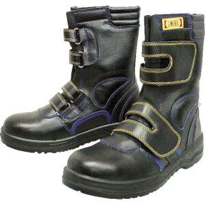 おたふく 安全シューズ静電半長靴マジックタイプ 26.0cm【JW773260】 販売単位:1足(入り数:-)JAN[4970687122936](おたふく プロテクティブスニーカー) おたふく手袋(株)【05P03Dec16】