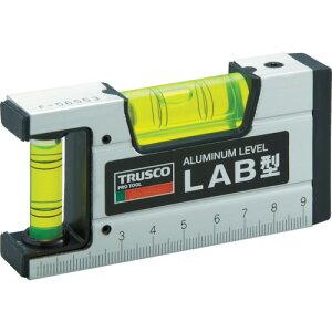TRUSCO 箱型アルミレベル 100mm【LAB100】 販売単位:1個(入り数:-)JAN[4989999323245](TRUSCO 水平器) トラスコ中山(株)【05P03Dec16】