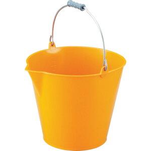TRUSCO ソフトバケット 14L オレンジ【TSB14OR】 販売単位:1個(入り数:-)JAN[4989999215403](TRUSCO バケツ) トラスコ中山(株)【05P03Dec16】