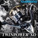 (5)シマノ 17' ツインパワー XD (4000XG) /スピニングリール/ソルトウォーター/ルアー/TWINPower XD/SHIMANO/NEW/20...