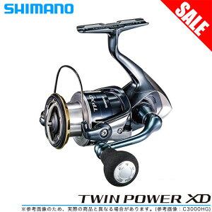 (5)【目玉商品】シマノ 17 ツインパワー XD C3000HG (2017年モデル) /スピニングリール/ソルトウォーター/ルアー/TWINPower XD/SHIMANO/NEW/