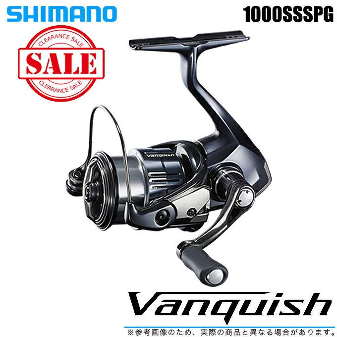 (5)【送料無料】シマノ 19 ヴァンキッシュ 1000SSSPG (2019年モデル) /スピニングリール/SHIMANO/NEW Vanquish/バンキッシュ/汎用/