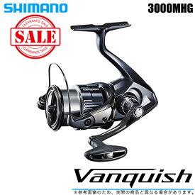 (5)【送料無料】シマノ 19 ヴァンキッシュ 3000MHG (2019年モデル) /スピニングリール/SHIMANO/NEW Vanquish/バンキッシュ/汎用/