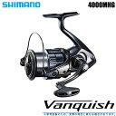 (5)【送料無料】シマノ 19 ヴァンキッシュ 4000MHG (2019年モデル) /スピニングリール/SHIMANO/NEW Vanquish/バンキッシュ...
