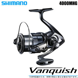 (5)【送料無料】シマノ 19 ヴァンキッシュ 4000MHG (2019年モデル) /スピニングリール/SHIMANO/NEW Vanquish/バンキッシュ/汎用/