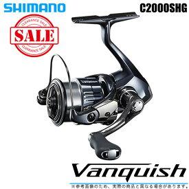 (5)シマノ 19 ヴァンキッシュ C2000SHG (2019年モデル) /スピニングリール/SHIMANO/NEW Vanquish/バンキッシュ/汎用/