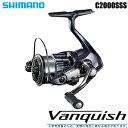 (5)シマノ 19 ヴァンキッシュ C2000SSS (2019年モデル) /スピニングリール/SHIMANO/NEW Vanquish/バンキッシュ/汎用/