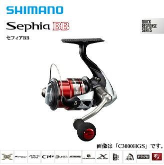 Shimano 13 ' sphere BB C3000HGS / spinning reel / 2013, model /SEPHIA BB/SHIMANO