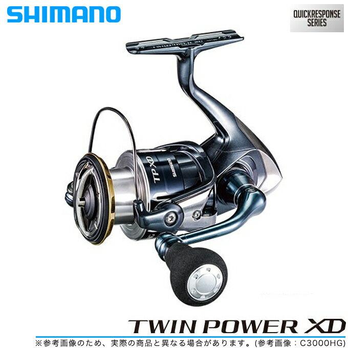 (5)シマノ 17' ツインパワー XD (C5000XG) /スピニングリール/ソルトウォーター/ルアー/TWINPower XD/SHIMANO/NEW/2017年モデル/
