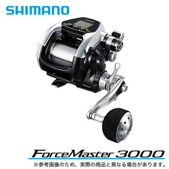 (5) Shimano力量主人3000(2015年型號)  /電動繞線機/船釣魚/SHIMANO/ForceMaster/
