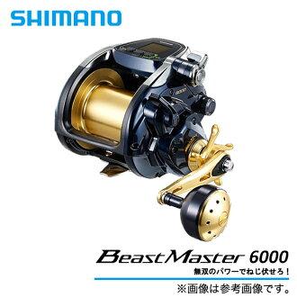 14 model Shimano /SHIMANO beast master [6,000] / electric reel / BeastMaster