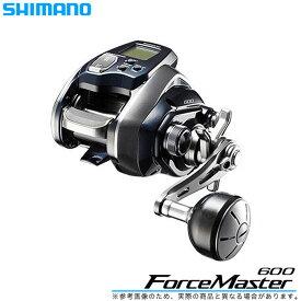 (5)【送料無料】シマノ フォースマスター600 右ハンドル (2018年モデル) 電動リール