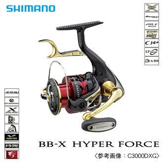 刹把與禧瑪諾 BB-X 超力 C3000DXG/卷 /SHIMANO