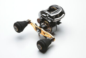 abugarushiarebobiggushutakompakuto(右側方向盤)Revo BIG SHOOTER COMPACT Abu Garcia