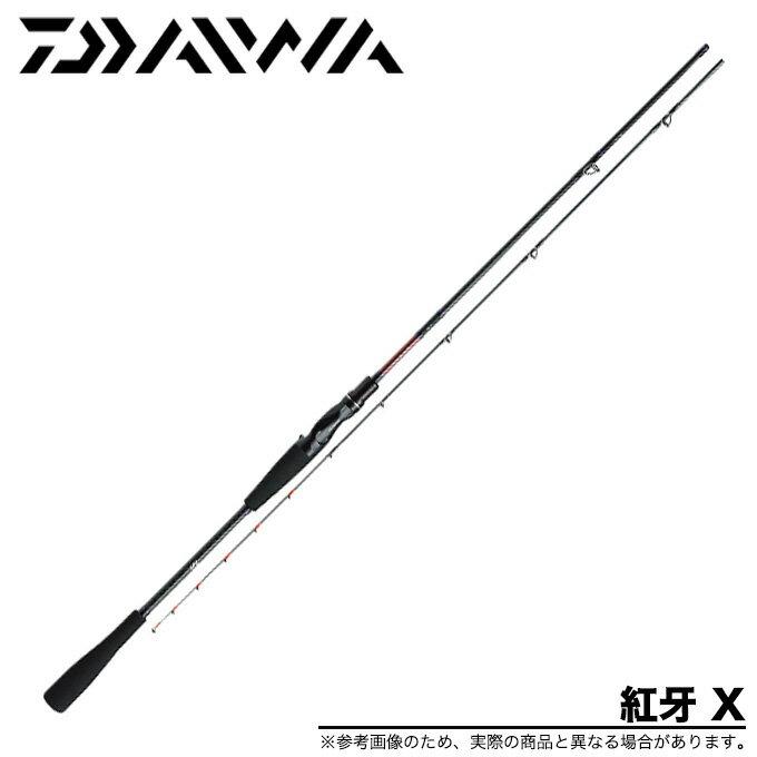 (5)【数量限定】ダイワ 紅牙X 69XHB /タイラバロッド/釣り竿/タイカブラ/KOHGA X/真鯛/1s6a1l7e-rod