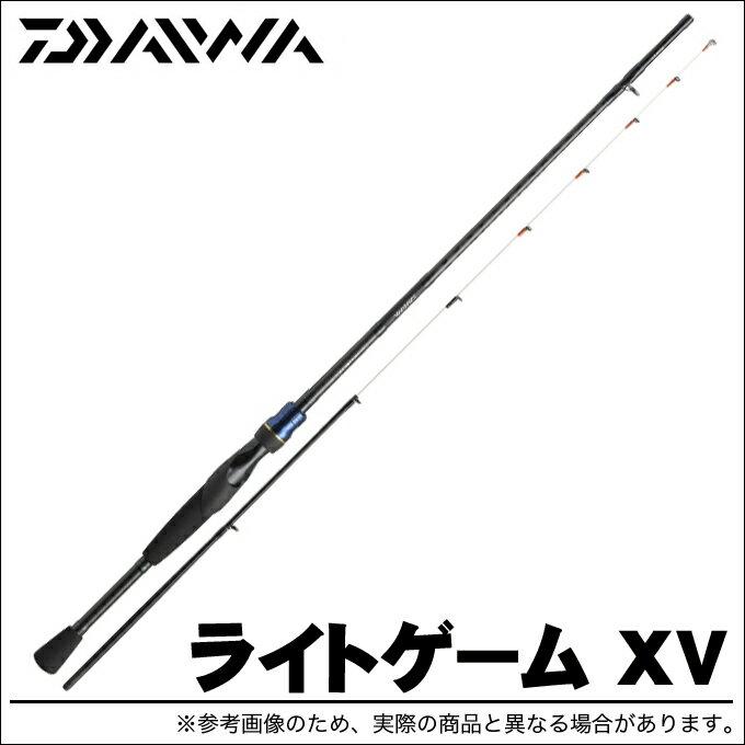 (c)【取り寄せ商品】ダイワ ライトゲーム XV (MH-180) /汎用小物舟竿/釣り竿/LIGHT GAME XV/DAIWA/d1p9