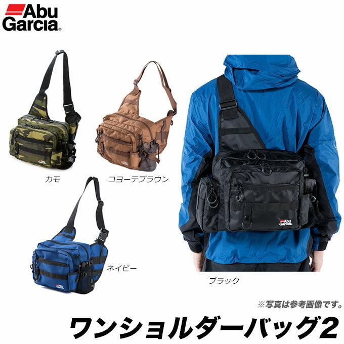 (5)アブ ガルシア ワンショルダーバッグ2 /ショルダーバッグ/釣り/カバン/バック/バッグ/ショルダーバック/bag/One Shoulder bag 2/ピュアフィッシング/Abu Garcia