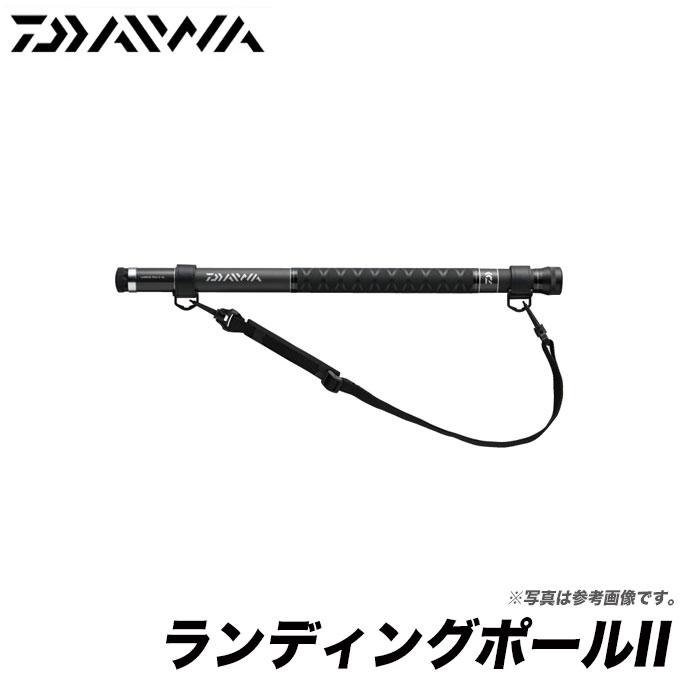 (5)【目玉商品】ダイワ ランディングポールII 50 (5m) /タモの柄/ランティングシャフト/DAIWA LANDING POLE II/1s6a1l7e-rod