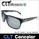 (5)【送料無料】 CLT Concolor (コンコロール) [BLUE CAMO / BLUE SMOKE] /偏光グラス/サングラス/ファッション/ゴルフ...