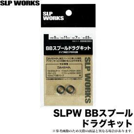 (5)【メール便配送可】 ダイワ SLP WORKS BBスプールドラグキット /ドレスアップ/リールカスタムパーツ/グローブライド/ネコポス可/d1p9
