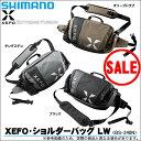 (5)【数量限定!40%OFF】シマノ XEFO・ショルダーバッグ LW (BS-240N ) /釣り/アウトドア/鞄/ゼフォー/SHIMANO/1s6a1l7...