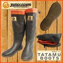 ジャングルジム タタムブーツ (TATAMU BOOTS) (折り畳み式長靴) /釣り/アウトドア/タビ/フットウェア/ササメ/JUNGLEGYM/ ランキングお取り寄せ