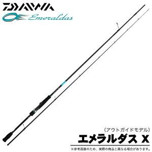 (5) ダイワ エメラルダス X611UL−S (2019年モデル) /エギングロッド/釣竿/アオリイカ/烏賊/餌木/EMERALDAS /DAIWA/