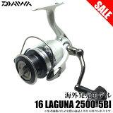 (5)【送料無料】DAIWA(ダイワ)ラグナ2500-5BI海外発売モデルスピニングリール