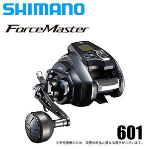 【エントリーでポイント最大28倍!】(5)シマノ フォースマスター 601 (左ハンドル) 2020年モデル/電動リール /SHIMANO/Force Master/船釣り/