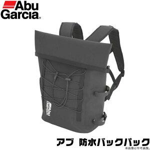 (c)【取り寄せ商品】 アブガルシア 防水バックパック (ブラック) /リュック/鞄・バッグ /Water Proof Back Pack /ピュアフィッシング/アブ ガルシア/Abu Garcia /2020年モデル