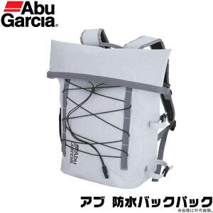 (c)【取り寄せ商品】 アブガルシア 防水バックパック (ホワイト) /鞄・バッグ /リュック /Water Proof Back Pack /アブ ガルシア /AbuGarcia /2020年モデル