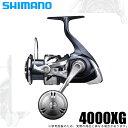(5)シマノ 21 ツインパワー SW 4000XG (2021年モデル) スピニングリール