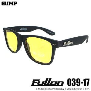 (5)ガンプ Fullon(フローン)FBL-039-17 イエロー 偏光サングラス/ フローンブルーレーベル/釣り/フィッシング/アウトドア/ドライブ