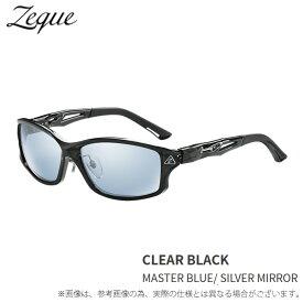 (c)【送料無料】【取り寄せ商品】 Zeque STELTH F-1925 クリアブラック (MB/SM) (ゼクー ステルス) (サングラス/偏光グラス)