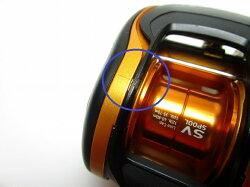 (2)【中古】【送料無料】ダイワT3SV8.1R-TW(右ハンドル)