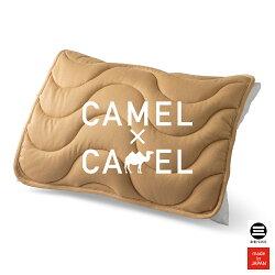 CAMEL×CAMEL(キャメル・キャメル)キャメルまくらパッド50×60[キャメル増量あたたかい吸湿枕ピローまくらまくらパッド枕パッド寝具日本製丸三綿業]