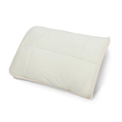 SilkFill富岡シルク(ぐんま200)洗えるシルク枕パッド約43×63cmホワイト絹100%[ウォッシャブル洗えるノンホルマリン冷え防止シルクフィル国産シルク真綿国産おすすめ極上最高級上質天然おしゃれ日本製P10倍送料無料]