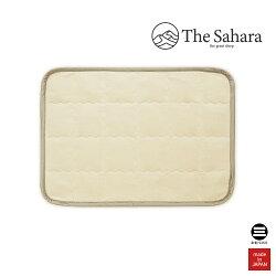 TheSahara(ザ・サハラ)洗える除湿枕パッド「24マスキルト」サンドベージュ