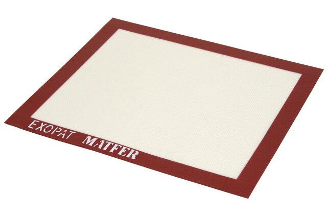 MATFER シルパット オリジナルダークピンク(350×300mm)【単品で購入時のみ送料無料】