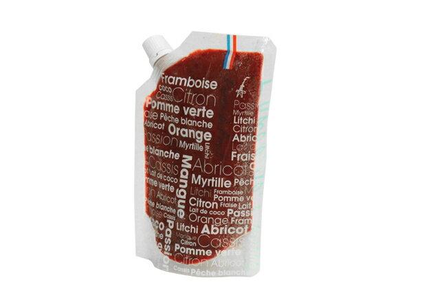【F】La fruitiere 冷凍ラズベリーピューレ 250gクール便扱い商品