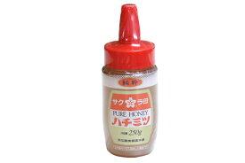 【H】ハチミツ(サクラ印) 250g【パンケーキ】