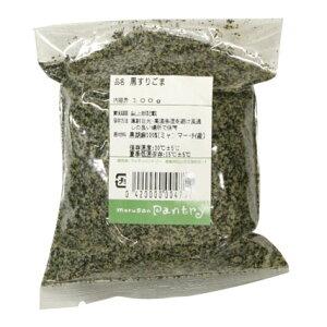 すりごま 黒 100g 賞味期限2020.12.29