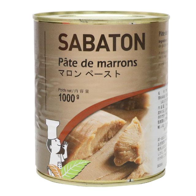 サバトン マロンペースト 1kg【モンブラン】