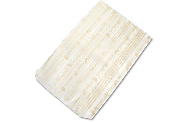 グラシン紙袋M リ−ニュ・ベージュ 20枚入
