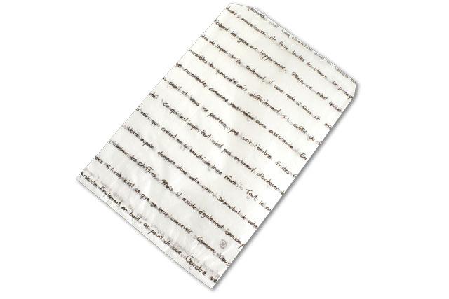 グラシン紙袋M フランセショコラ 20枚入